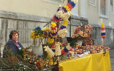 Easter time in Slovenia- the most colorful time of the year!