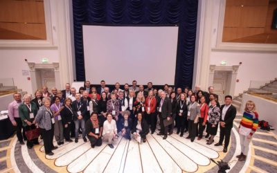 18th World Federation of Tourist Guide Associations Convention in Tbilisi, Georgia